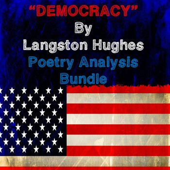 Democracy by Langston Hughes Poetry Analysis