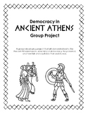 Democracy in Ancient Athens PBL Project