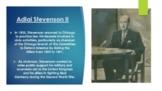 Democrat & Republican Presidential & V.P. Nominees - 1950-