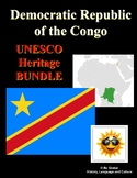 Democratic Republic of the Congo - Research BUNDLE  - dist