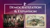 Democratization & expansion USI