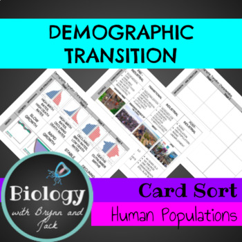 Demographic Transition Card Sort