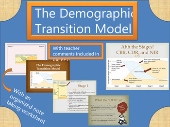 Demographic Transition Model Explained By The Wizard Of Geography