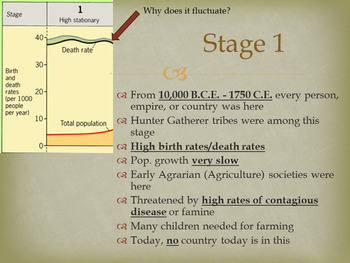 Demographic Transition Model Explained