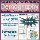 Demography and Sociology