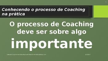 Demonstração de uma sessão de Coaching