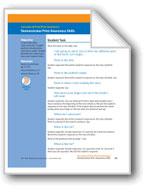 Demonstrates Print Awareness Skills (Assessment)