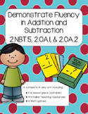 Demonstrating Fluency with Addition and Subtraction