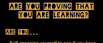 Demonstration of Learning Poster