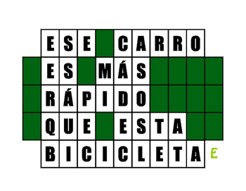 Spanish Demonstrative Adjective Wheel of Spanish