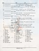 Demonstrative Adjectives Matching Worksheet
