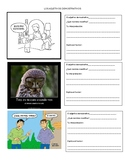 Demonstrative Adjectives and Meme Analysis Activity (Adjet