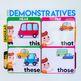 Demonstratives 3in1