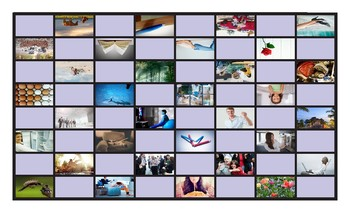 Demonstratives Legal Size Photo Checkers Game