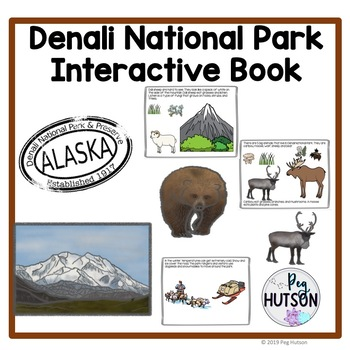 Denali Interactive Book