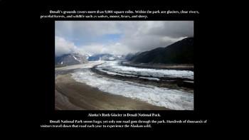 Denali National Park PowerPoint for Kids