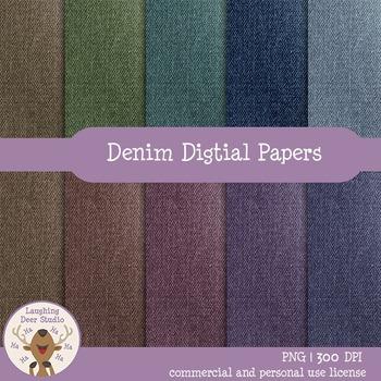 Denim Digital Papers