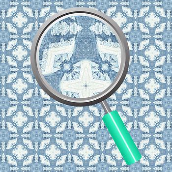 Denim Jeans Backgrounds / Digital Papers / Patterns Clip Art Commercial Use