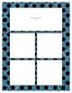 Denim Sorting Mat Frames * Create Your Own Dream Classroom / Daycare *