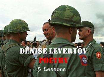 Denise Levertov Poetry