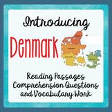 Denmark Informational Texts Activities