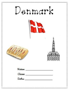 Denmark A Research Project