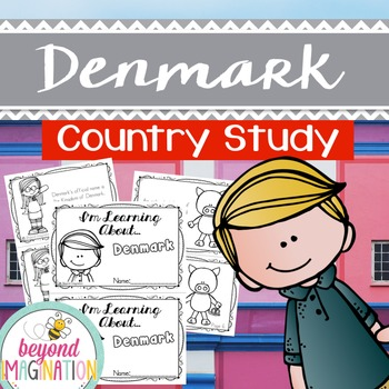 Denmark Booklet Country Study Project Unit