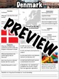 Denmark Worksheet