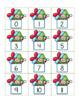 Dénombrement 0 à 20 (Noël)