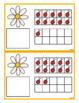 Dénombrement 1 à 20 (Le printemps)