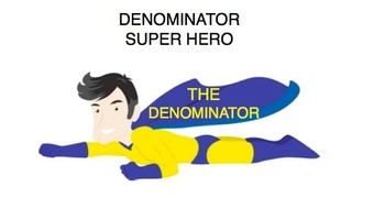 Denominator super hero
