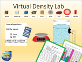 Density: A Virtual Lab