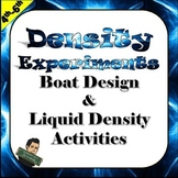 Density Activity Experiment (Matter)