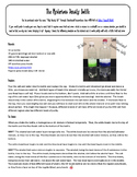 Density Bead Bottle DIY and Lesson
