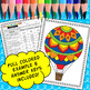 Density - Color by Number - Back to School Science Activity