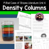 Density Column: A Science and Literature Connection Packet