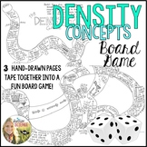 Density Concepts Review Board Game