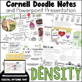 Density Cornell Doodle Notes and PowerPoint