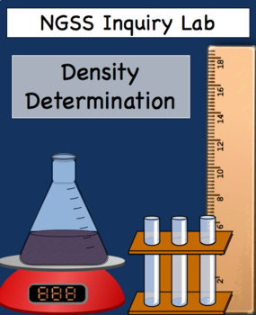 NGSS: Density Determination Lab