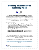 Density Exploration Activity Pack