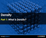 PPT - Density, Floating & Sinking + Student Notes - Distan