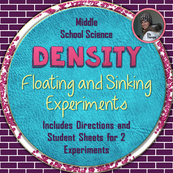 Density Floating and Sinking Experiments