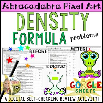 Density Formula Problems Finding Mass Volume Magic Pixel Picture Digital Review