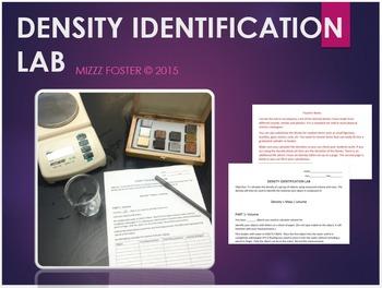 Density Identification Lab