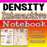 Density Interactive Notebook