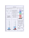 Density Interactive Notebook Flap