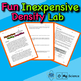 Density Lab: A Mysterious Floating Competition