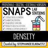 Density Lab Stations Activity - Printable & Digital