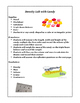 Density Lab - Volume and Mass with Candy