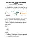 Density Lesson Hook: Helium balloon